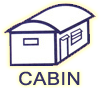 Guard House Cabin | Site Office Cabin | Used Storage Container Malaysia