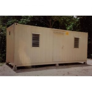Heavy Duty Portable Cabin 01