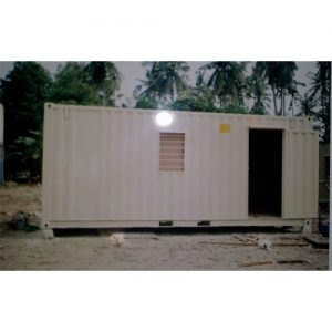 Heavy Duty Portable Cabin 02