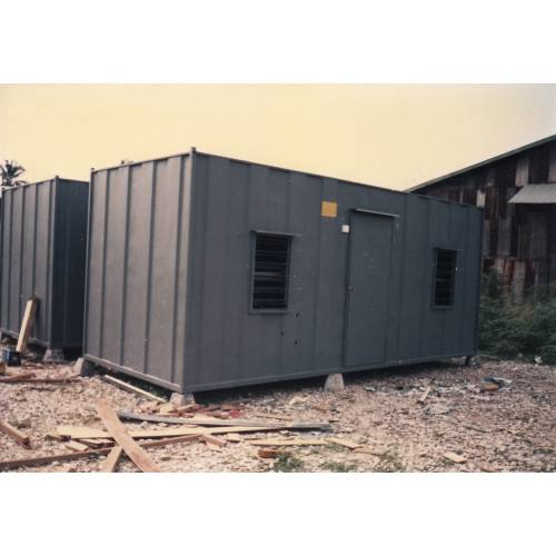 Heavy Duty Worker Quaters Cabin