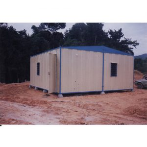 Heavy Duty Linkup Cabin
