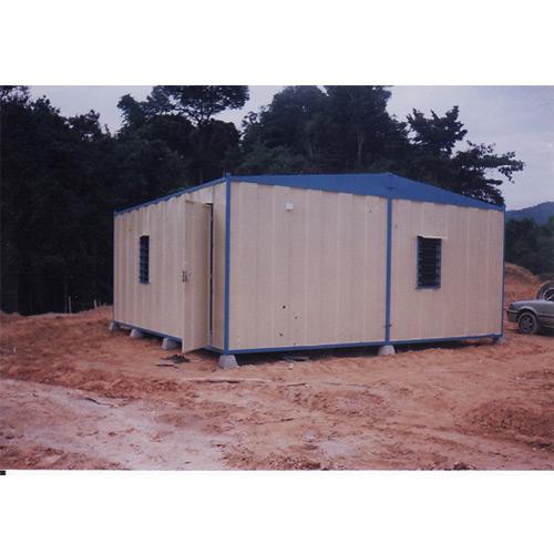 Heavy Duty Linkup Cabin
