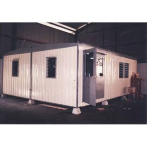 Portable Linkup Cabin-1