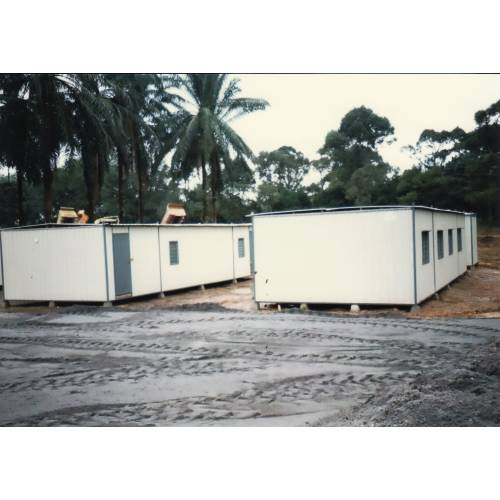 Site Project Cabin 1