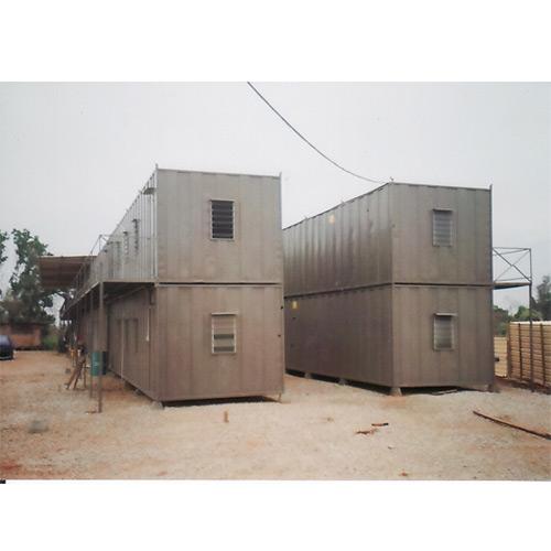 Site Worker Quarter Cabin