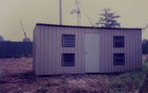 Steel Worker Cabin 02