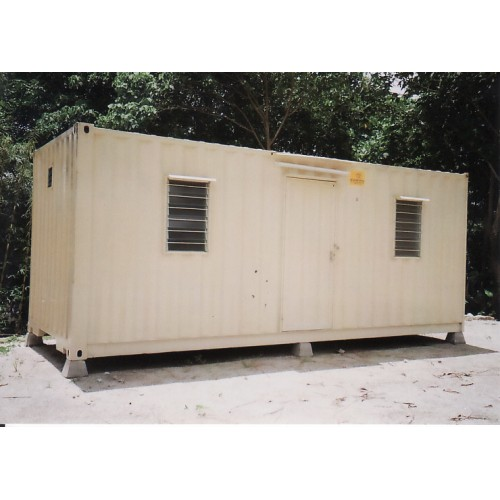 Used Container Office