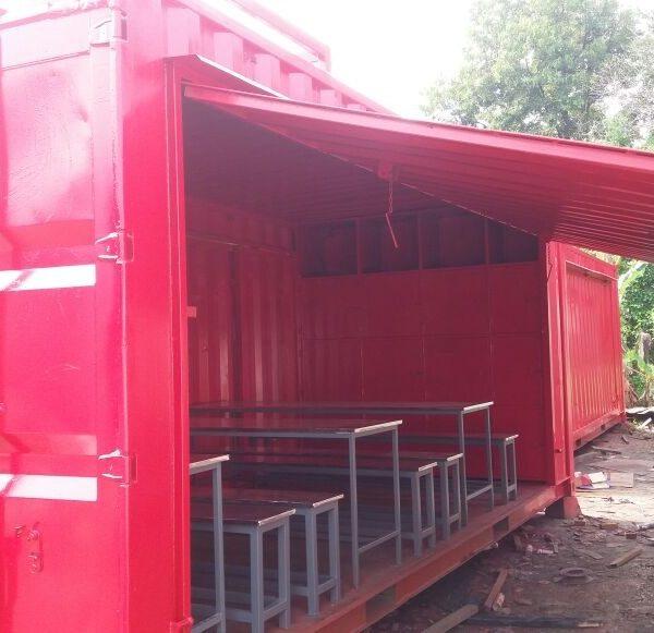 Hostel Container