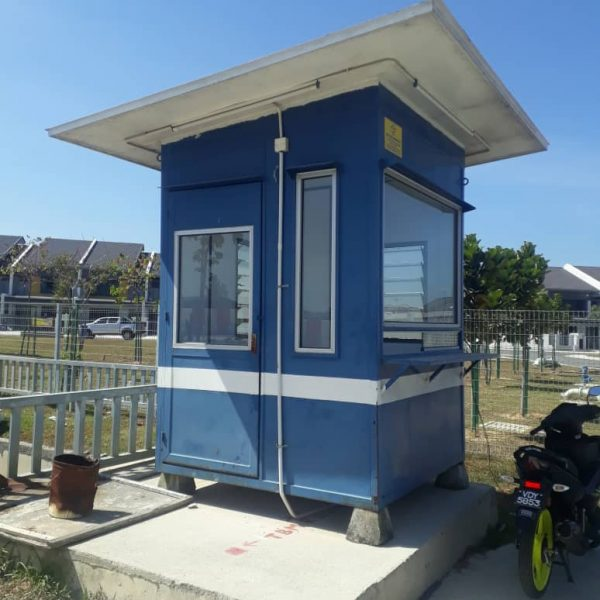 Portable Guard House Cabin